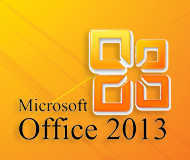Microsoft Office Professional Plus 2013 - 64 bit logo