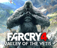 Far Cry 4 - Valley of the Yetis logo