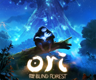 Ori and the Blind Forest logo