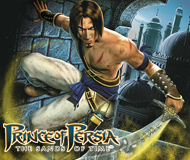 Prince of Persia: The Sands of Time logo