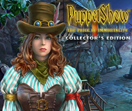 PuppetShow: The Price of Immortality Collector's Edition logo