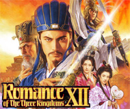Romance of the Three Kingdoms XII
