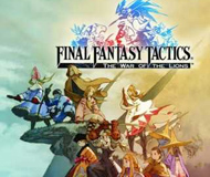 Final Fantasy Tactics: The War of the Lions logo