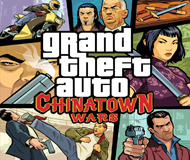 GTA Grand Theft Auto: Chinatown Wars logo