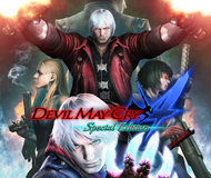 Devil May Cry 4 - Special Edition logo