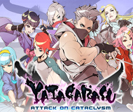 Yatagarasu Attack on Cataclysm logo