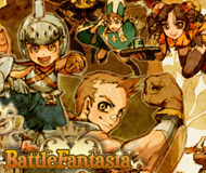 Battle Fantasia -Revised Edition- logo