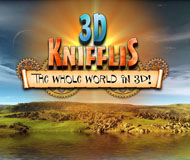 3D Knifflis: The Whole World in 3D