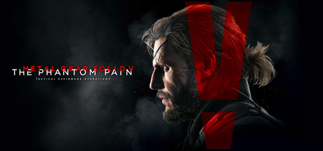 Metal Gear Solid V: The Phantom Pain logo