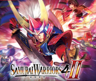Samurai Warriors 4-II logo
