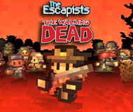 The Escapists: The Walking Dead logo