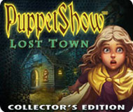PuppetShow: Lost Town Collector's Edition logo