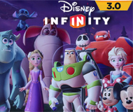 Disney Infinity 3.0: Play Without Limits logo