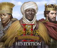 Age of Empires II HD: The African Kingdoms logo