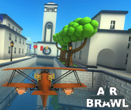 Air Brawl logo