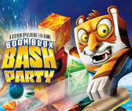 Boom Blox Bash Party logo
