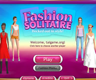 Fashion Solitaire logo