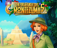 The Treasures of Montezuma 5 logo