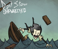 Don't Starve: Shipwrecked logo