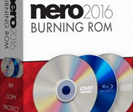 Nero Burning ROM 2016 logo