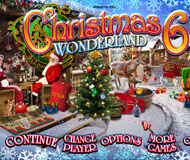 Christmas Wonderland 6 logo