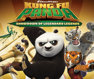 Kung Fu Panda Showdown of Legendary Legends logo
