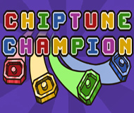 Chiptune Champion logo