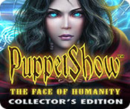 PuppetShow: The Face of Humanity Collector's Edition logo