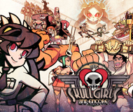 Skullgirls 2nd Encore logo