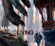 March of the Living logo