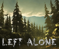 Left Alone logo