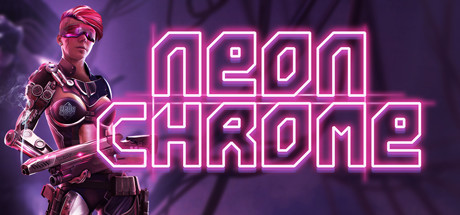 Neon Chrome Deluxe Edition logo
