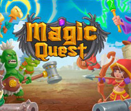 Magic Quest logo