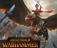 Total War: WARHAMMER logo
