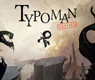 Typoman: Revised logo