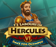 12 Labours of Hercules VI - Race for Olympus Collector's Edition