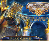 Hidden Expedition: The Eternal Emperor Collector's Edition logo
