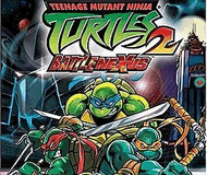 Teenage Mutant Ninja Turtles 2 - Battle Nexus logo