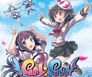 Gal*Gun: Double Peace logo