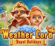 Weather Lord: Royal Holidays Collector's Edition logo