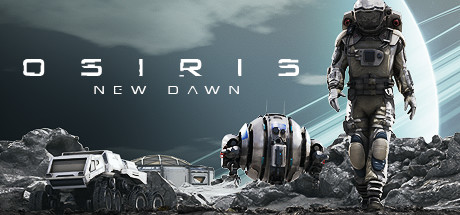 Osiris: New Dawn logo