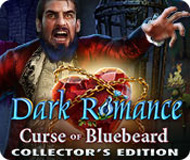 Dark Romance: Curse of Bluebeard Collector's Edition logo