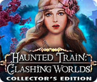 Haunted Train: Clashing Worlds Collector's Edition logo