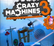 Crazy Machines 3 logo