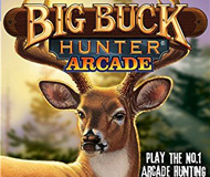 Big Buck Hunter Arcade logo