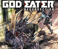 God Eater Resurrection logo
