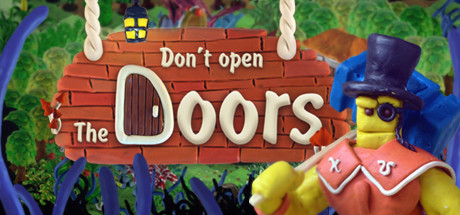 Don't open the doors! logo