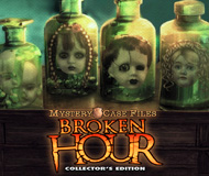 Mystery Case Files: Broken Hour Collector's Edition logo
