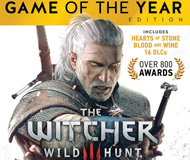 The Witcher 3: Wild Hunt - Game of the Year Edition logo