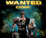 Wanted Corp. logo